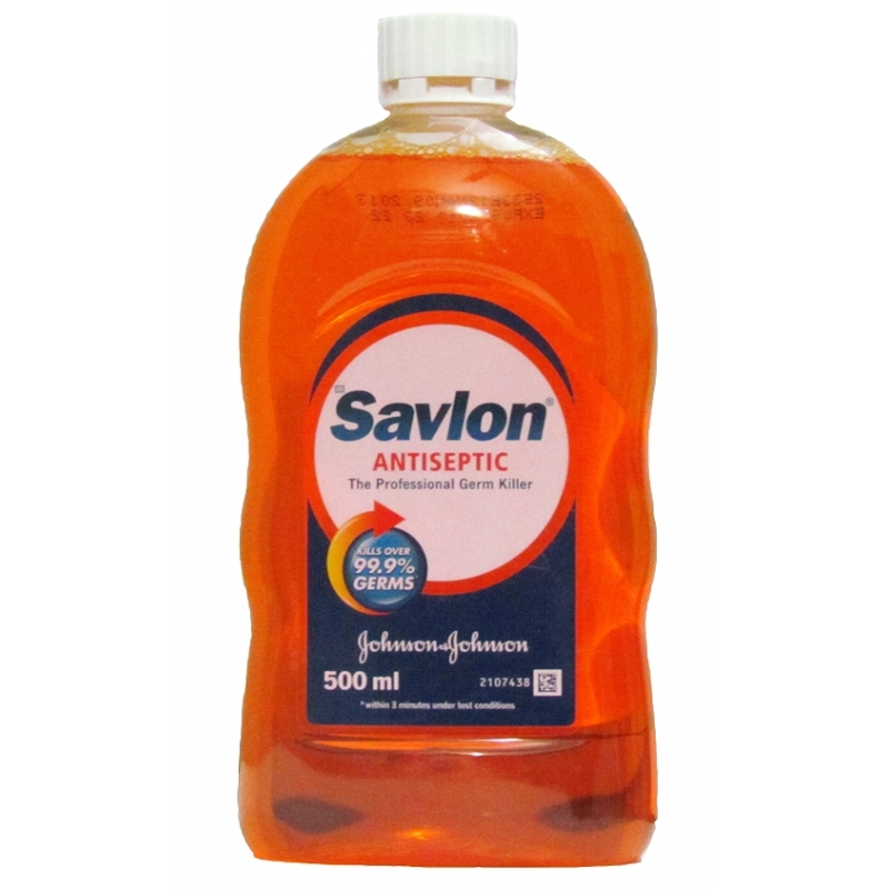 Savlon Antiseptic Germ Killer Ð 500ml