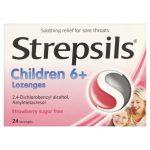 Strepsils Children 6+ Lozenges - 24 Lozenges