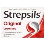 Strepsils Original Flavour 24 Lozenges