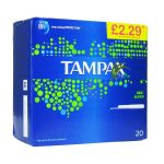 TAMPAX Tampons Super x20