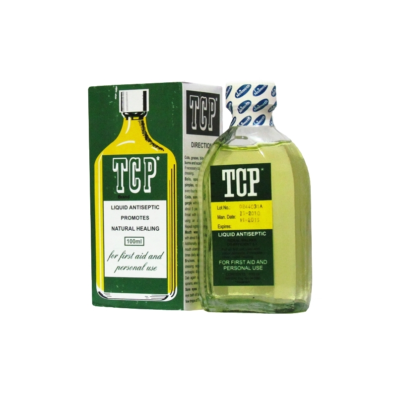 TCP Antiseptic Liquid Ð 100ml