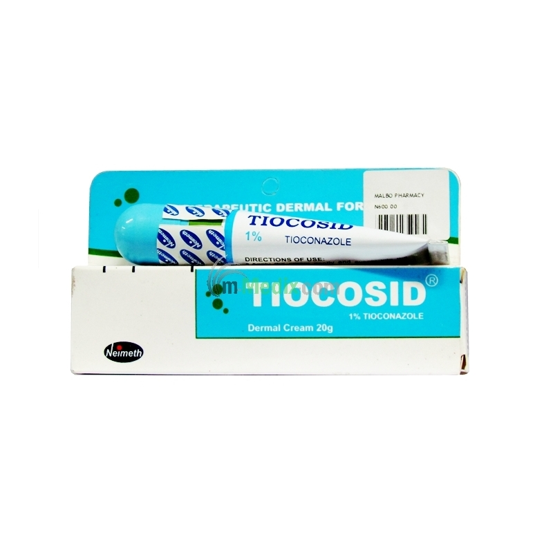 Tiocosid Dermal Cream - 20g
