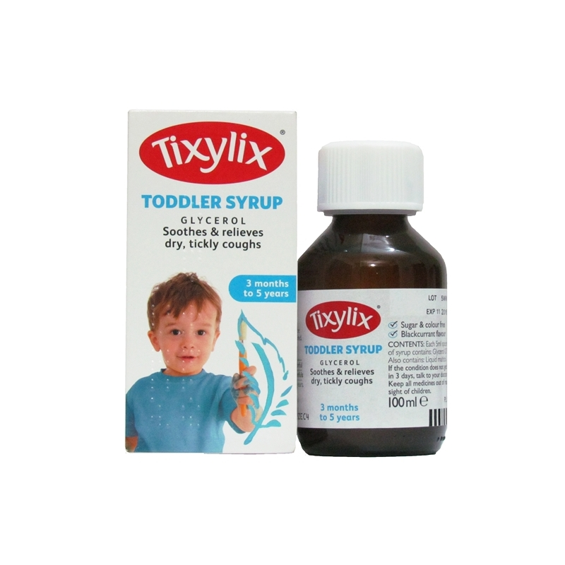 Tixylix Toddler Syrup Ð 100ml