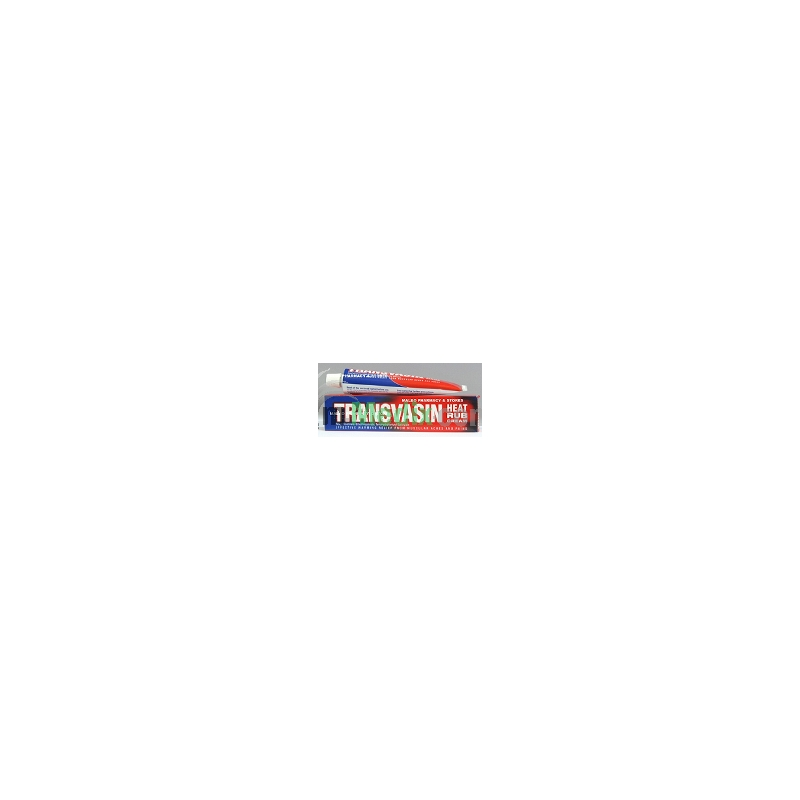 Tranvasin Heat Rub Cream - 40g