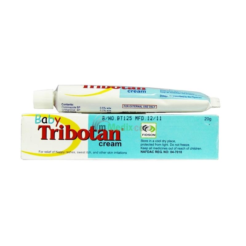 Tribotan Baby Cream - 20g