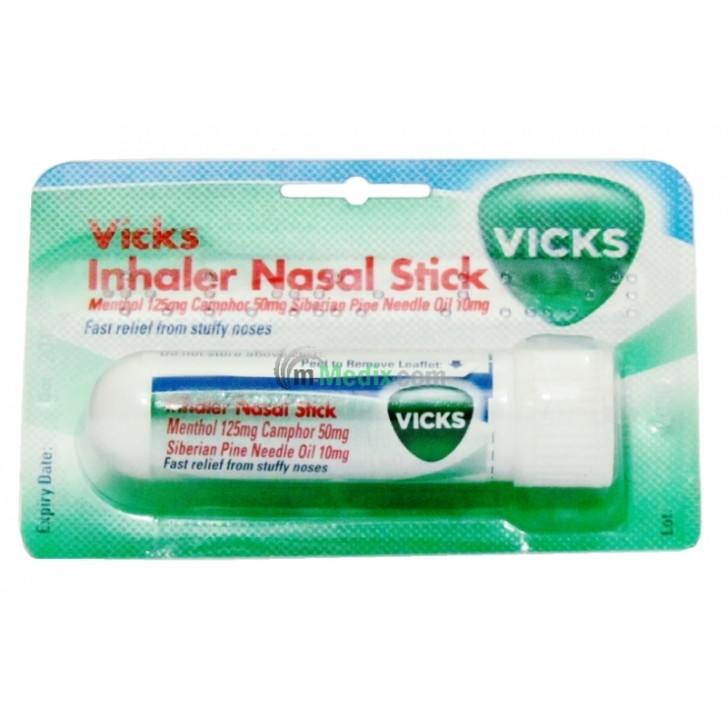 Vicks Nasal Inhaler Ð 0.5ml