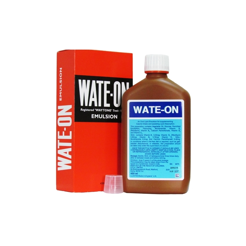 Wate-On Emulsion 450ml