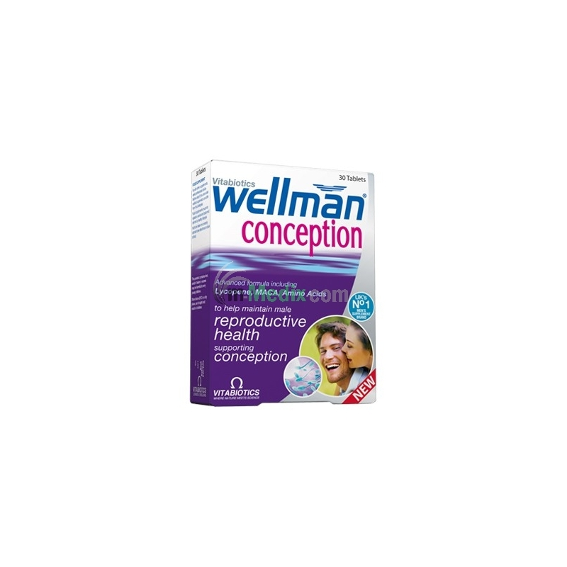 Wellman Conception - 30 Tablets
