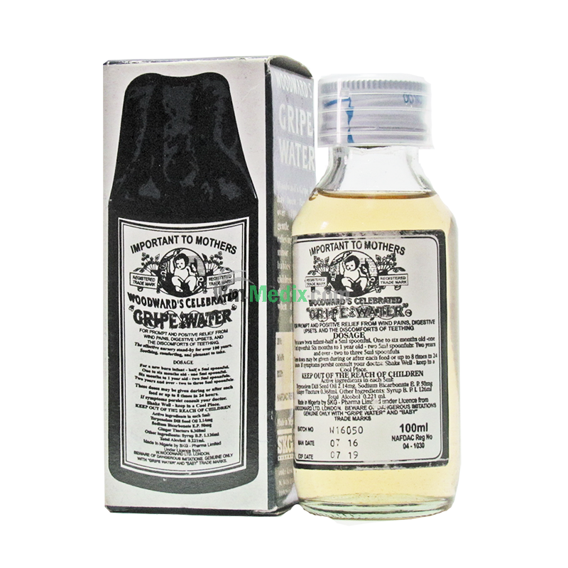 Woodward's Gripe Water - 150ml