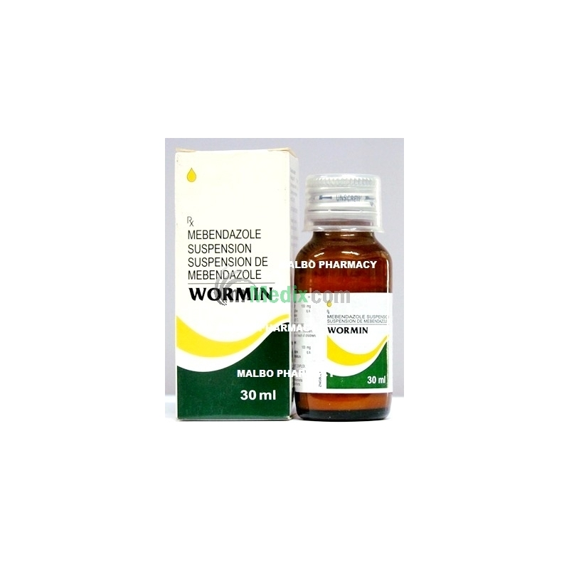 Wormin Suspension - 30ml