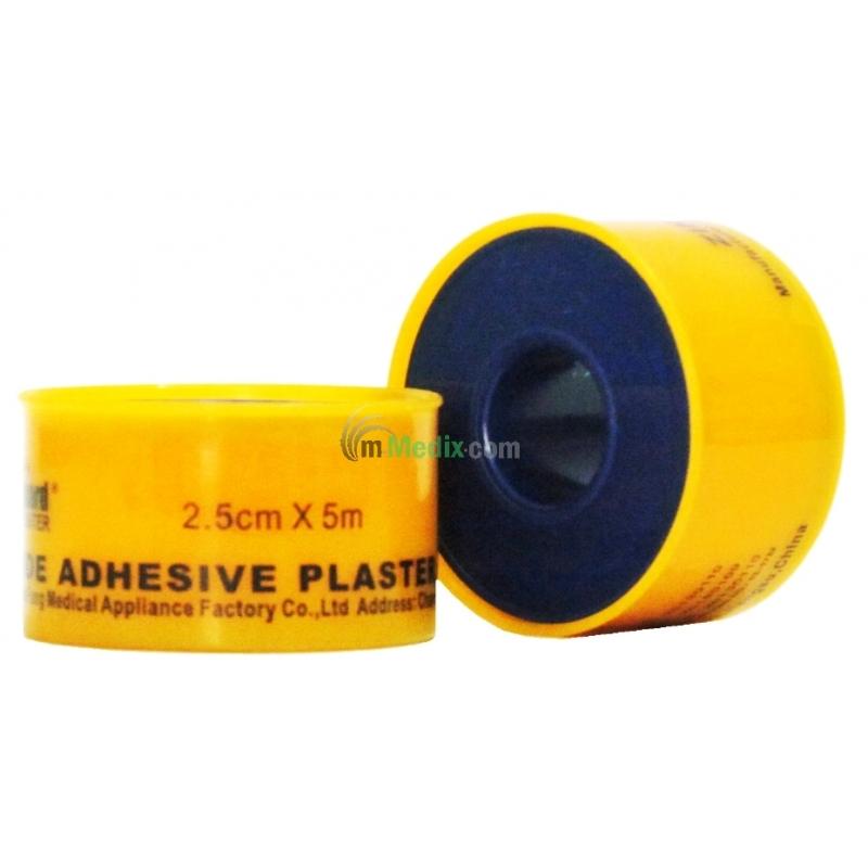 Agary Zinc Oxide Adhesive Plaster 2.5cm x 5m